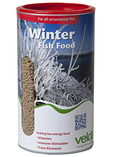 Velda - 124150 - nourriture d'hiver pour poissons, Winter Fish Food 675 g