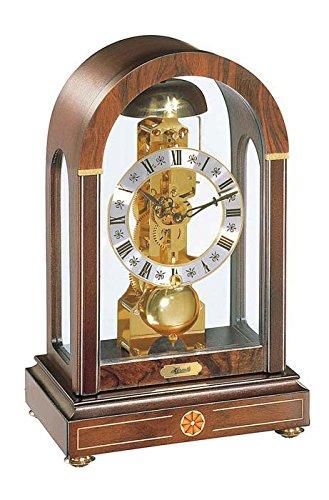 Hermle Uhrenmanufaktur Tischuhr, Braun