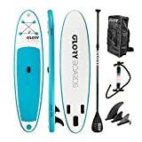 GLORY BOARDS - Stand Up Paddling Board Set in Premium