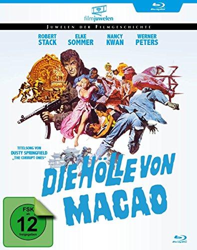 Bild von Die Hölle von Macao (Filmjuwelen) [Blu-ray]
