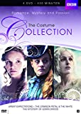BBC Costume Dramas Vol 1: GREAT EXPECTATIONS (2011) / THE CRIMSON PETAL & THE WHITE (2011) / THE MYSTERY OF EDWIN DROOD (2012) (4 DVD Box Set) [import]