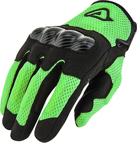 Acerbis guanti ramsey my vented verde m (Guanti) / glove ramsey my vented green m (Gloves)