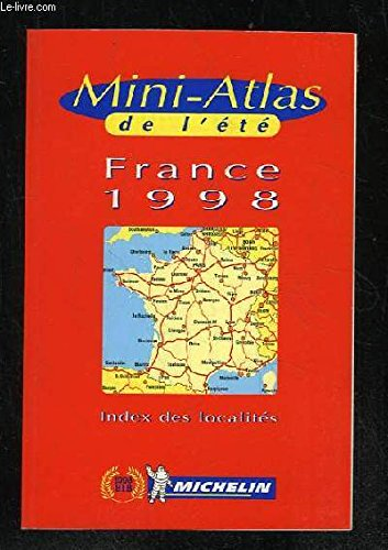 Mini Atlas France 1998