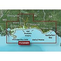 Garmin BlueChart g2 HD w/High Resolution Satellite Imagery - Alabama/Mississippi Gulf Coast