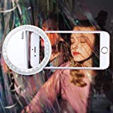 bidafun Compatible Selfie Light,Selfie Ring Licht LED Strahler Flash Selfie Licht Ring Kamera Foto Video Licht Lampe Handy für bidafun Compatible Selfie Light,Selfie Ring Licht LED Strahler Flash Selfie Licht Ring Kamera Foto Video Licht Lampe Handy