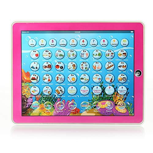 Goolsky- Máquina Tableta Aprendizaje Temprano Multifuncional