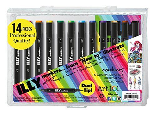 art-101-illy-marker-set-toy-12-piece-by-art-101