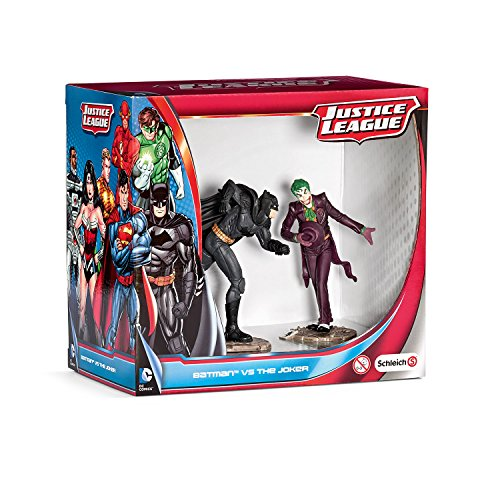 Schleich - Scenery Pack Batman vs The Joker (22510)