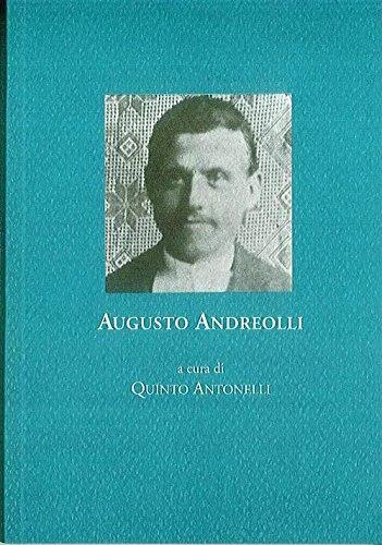 Augusto Andreolli. Corrispondenza 1915
