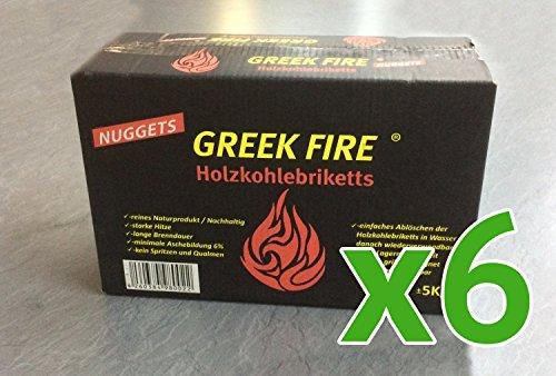 Greek Fire Nuggets 30kg