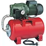 Jetly - aquajet red 102/20m - Groupe automatique 20l avec pompe jet102m