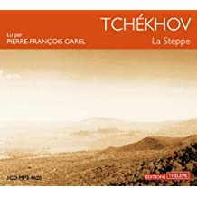 La Steppe (livre audio)