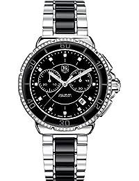 TAG Heuer Formula One de la mujer negro diamante cronógrafo reloj CAH1212. BA0862, Modelo: CAH1212. BA0862, mano/muñeca reloj tienda de mano/muñeca reloj tienda