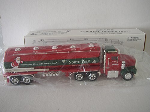 sears-18-wheel-diecast-1-32-tanker-truck-w-coinbank-north-pole-by-taylor-made-trucks