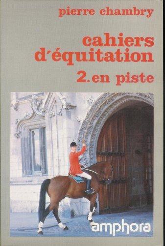 Cahiers d'équitation