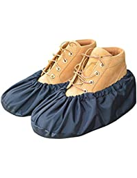 MyShoeCovers Premium Reusable Shoe and Boot Covers for Contractors - Pair | Durable Non-Slip Water-Resistant
