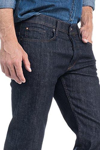Salsa - Jeans Lima, entschichtet - Herren Blau