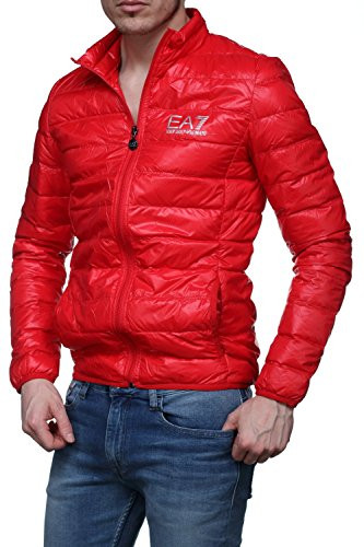 EA7 Emporio Armani - Blouson 8npb01 - Pn29z 1451 Red Rouge