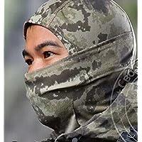 Acido Tactical® Desert Marpat Camouflage Balaclava Full Face Mask Camo caccia airsoft paintball - Camo Tactical Paintball