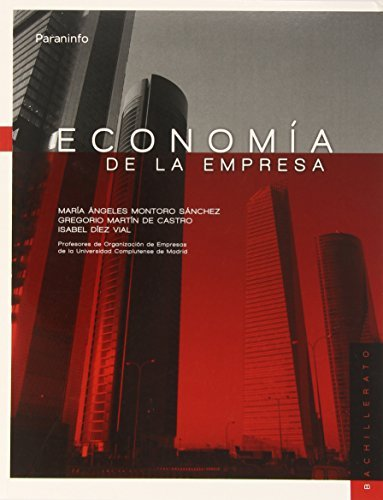 Economía de la empresa (Economia (paraninfo))