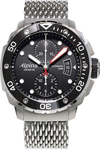 Alpina Geneve Extreme Diver 300 Automatic Chronograph AL-725LB4V26B2 Uhr Alpina Rotor