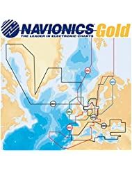 Cartes NAVIONICS, Electronic support: SD, Mapping model: Gold, Size: XL9