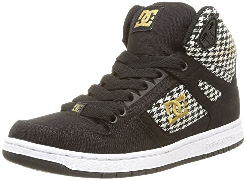 DC Shoes Rebound High TX Se, Sneakers Hautes Femme