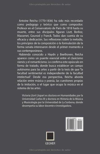 Sobre la música como arte puramente sentimental: Volume 10 (Gegner)