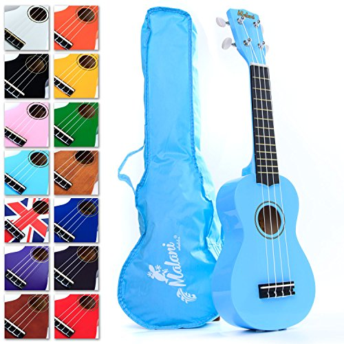 Best Light Blue Soprano Ukulele ...