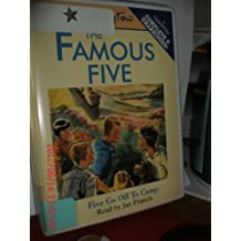 Five Go Off to Camp (Famous Five Adventure)