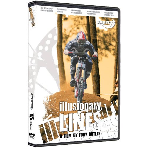 Illusionary Lines - World Cup Series Mountain Bike DVD Video