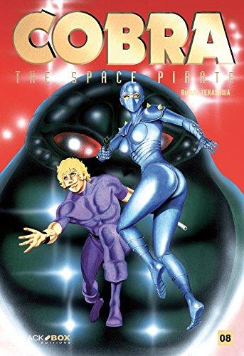 Cobra The Space Pirate, Tome 8 :