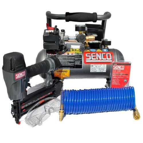 Senco Finition Pro18Cloueuse et kit Compresseur Gamme, PC0964