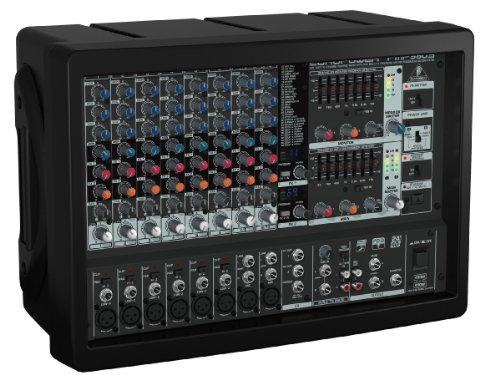 zv22a New Behringer Europower PMP980S Powered Mixer 900W 10-Kanal Dual FX Prozessor