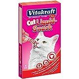 Vitakraft Snacks para gatos Cat Liquid Snack Carne de res - 11 x 90g
