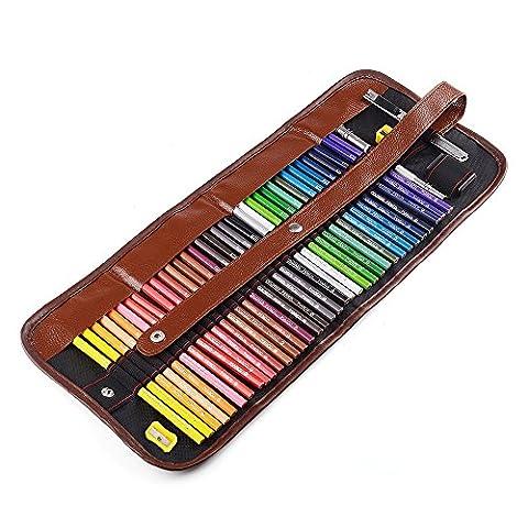 Mehrfarbige Bleistift-Sets Premium Soft Core Farbstifte Marco Zeichnung Bleistifte für Kinder Art