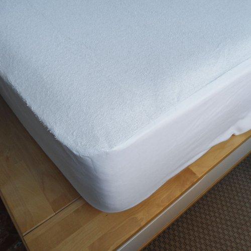 Protector de colchón transpirable e impermeable. Medidas de colchón 160x200x25