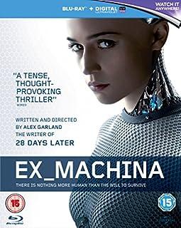 Ex Machina [Blu-ray] [2015] (B00S2LSA5G) | Amazon Products