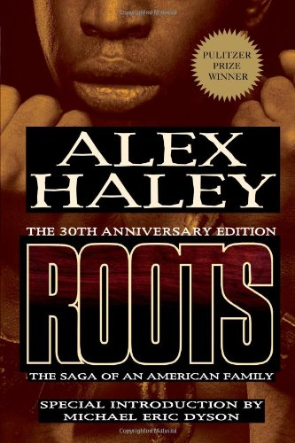 Book cover for Roots: The Saga of an American Family