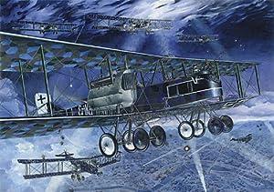 Roden 016  - Gotha G.V bombarderos, 161 piezas importado de Alemania