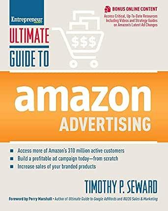 Ultimate Guide To Amazon Advertising & Amazon Sponsored