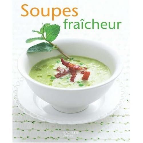 Soupes fraîcheur