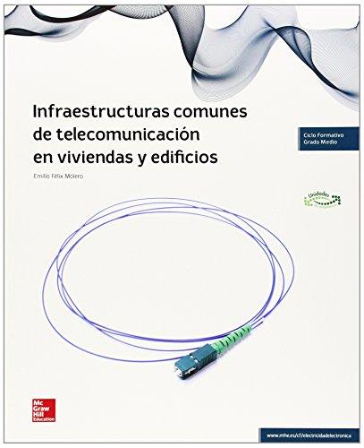 LA - INFRAESTRUCTURAS COMUNES DE TELECOMUNICACION EN VIVIENDAS Y EDIFICIOS