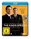 The King's Speech [Blu-ray] -