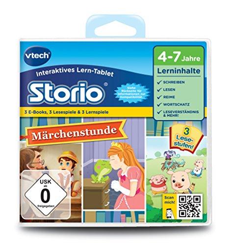 VTech 80-233704 - Lernspiel Märchenstunde (Storio 2, Storio 3S)