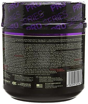Optimum Nutrition Raspberry Lemonade Pro Series BCAA from Glanbia Performance Nutrition