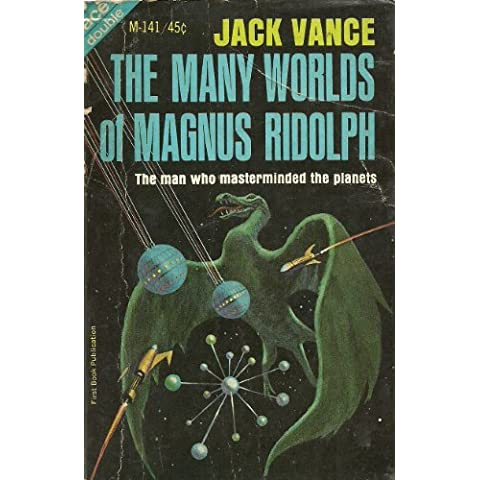 The Brains of Earth & The Many Worlds of Magnus Ridolph (Ace Double)