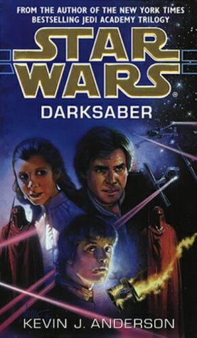 Darksaber (Star Wars: Callista trilogy 2)