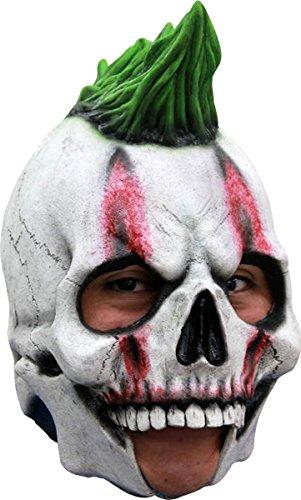 Mask Head Chin Strap Skull Punk