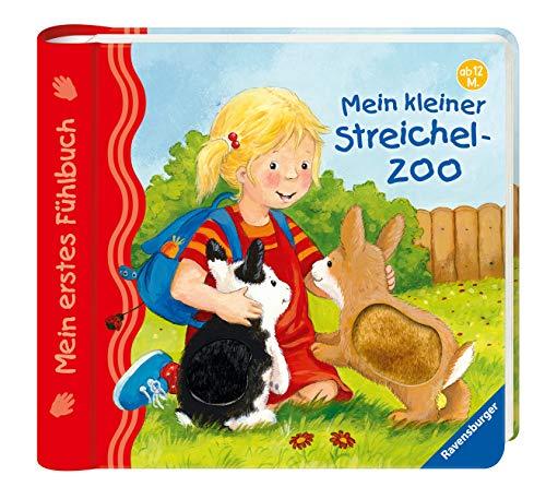 Mein erstes Fühlbuch: Mein kleiner Streichelzoo - Männer Unter Tieren